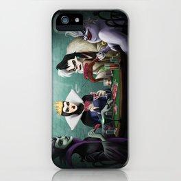 Evil Flush iPhone Case