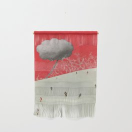 Dawn on the Slope Wall Hanging