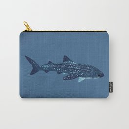 """FINconceivable Still """"Whale Shark"""" Carry-All Pouch"""