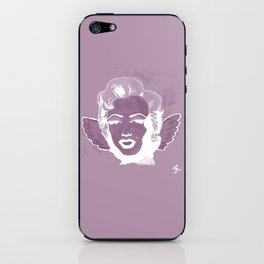Little Marilyn iPhone Skin