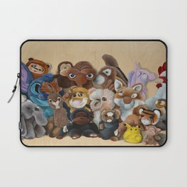 ET (keeper of the toys) Laptop Sleeve