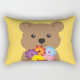 Quokka Rectangular Pillow
