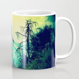 Looking Out through the Rabbit-Hole Coffee Mug