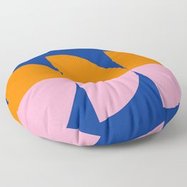Spring- Pantone Warm color 02 Floor Pillow