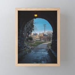 Alexandria Virginia Framed Mini Art Print
