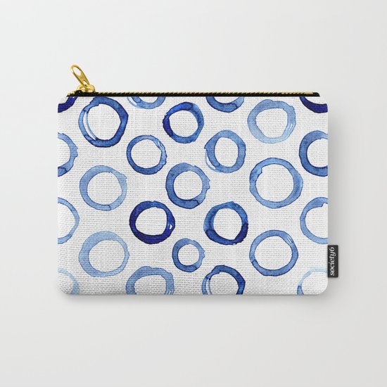Watercolor vibes #2 Carry-All Pouch