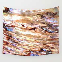 Mother of Pearl Wall Tapestry