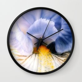 Iris Performer Wall Clock