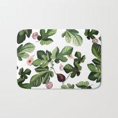 Figs White Bath Mat