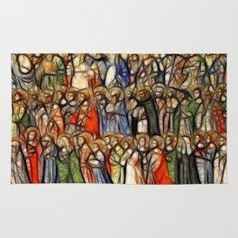 Saints Choir Rug