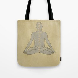 Find Your Center Tote Bag