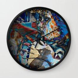 Titania 5 Wall Clock
