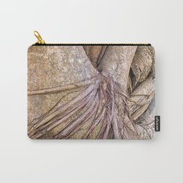 Strangler fig close up view Carry-All Pouch