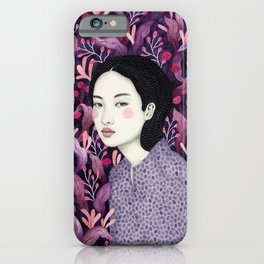Lucinda iPhone Case