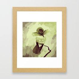Topetinho Framed Art Print