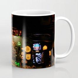 Airliner Flight Deck Coffee Mug