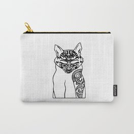 Maori Kitty Carry-All Pouch