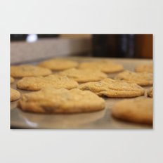 Cookie Love Canvas Print