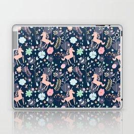 Unicorns in Hesperides Laptop & iPad Skin