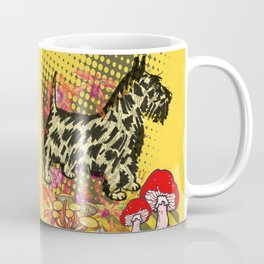 Scottish pop art Coffee Mug