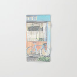 A Dream Cafe Art Series #2 Hand & Bath Towel
