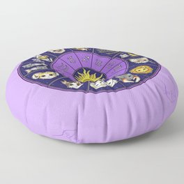Zodiacat Floor Pillow