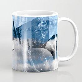 Lonely flight -Einsamer Flug Coffee Mug