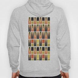 African Tribal Pattern No. 157 Hoody