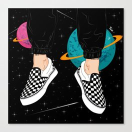 Fly to Your Dream Canvas Print