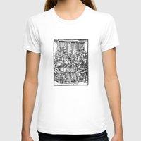 ale giorgini T-shirts featuring Ale + Quail by trompkins