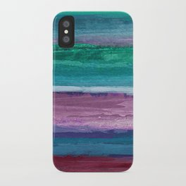 Different Strokes iPhone Case