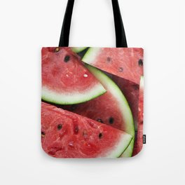 Pink Watermelon Tote Bag