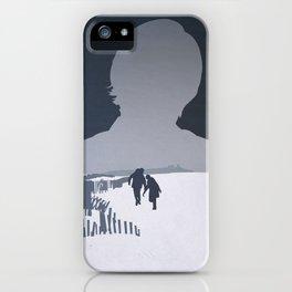 Meet Me In Montauk iPhone Case