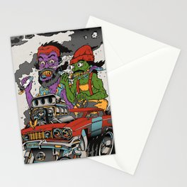 Cheech & Chong Love Machine Stationery Cards