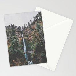 Majestic Multnomah Falls Stationery Cards
