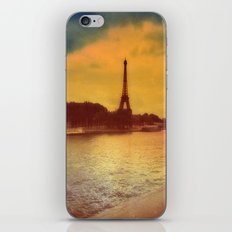 Paris from a Distance  iPhone & iPod Skin