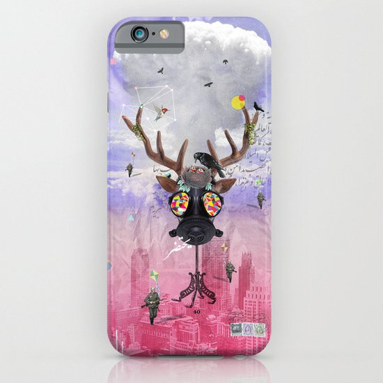 Ozone Is Dying iPhone & iPod Case