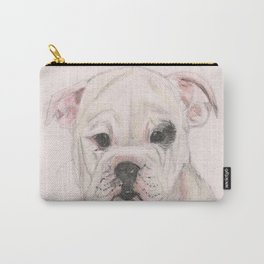 Bulldog humour Carry-All Pouch