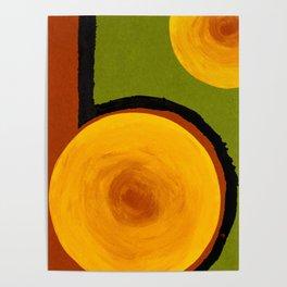 Emerald Five Poster