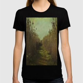 The path into the unknown T-shirt