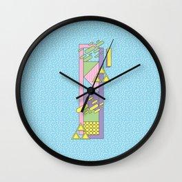 Stupid Modern Languages Wall Clock