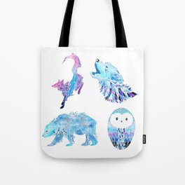 Northern Hemisphere Collection Tote Bag