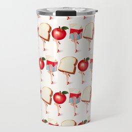 Lunch Ladies Pin-Ups Travel Mug