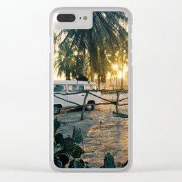 Guajiru Clear iPhone Case