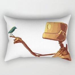 compliments Rectangular Pillow
