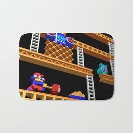 Inside Donkey Kong stage 2 Bath Mat