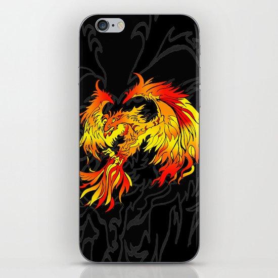 Phoenix iPhone & iPod Skin