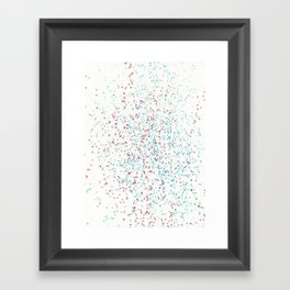Organising Disorganised Framed Art Print
