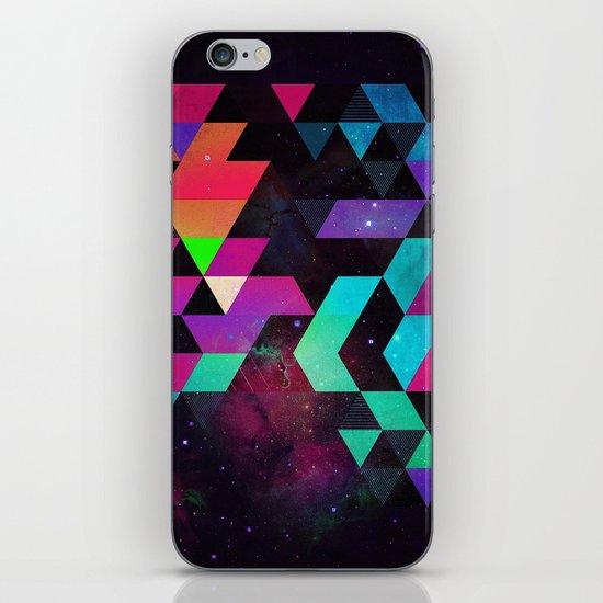 Hyzzy iPhone & iPod Skin