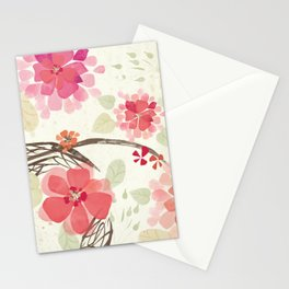 Flora Queen Stationery Cards